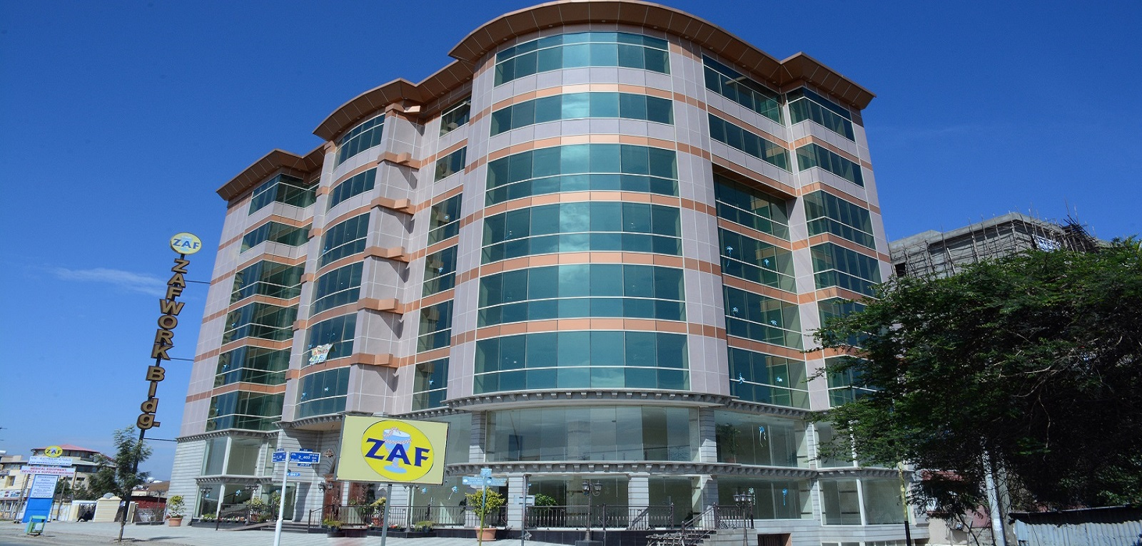 Welcome To ZAF Pharmaceuticals